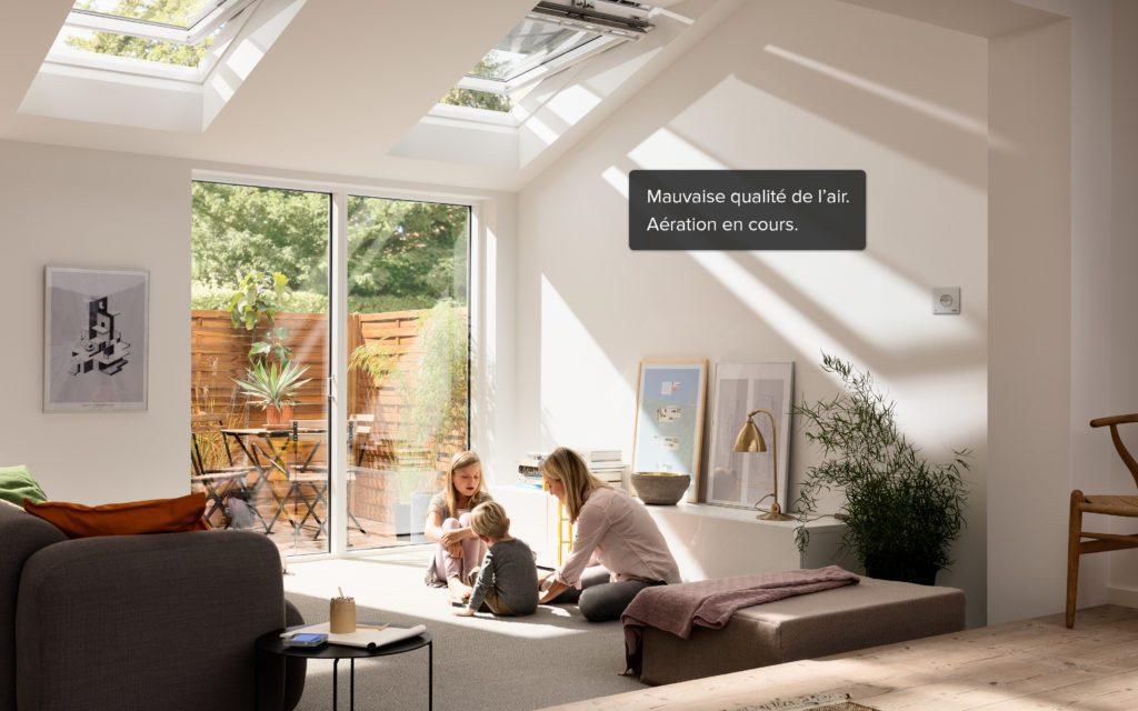 Livingroom Velux FR