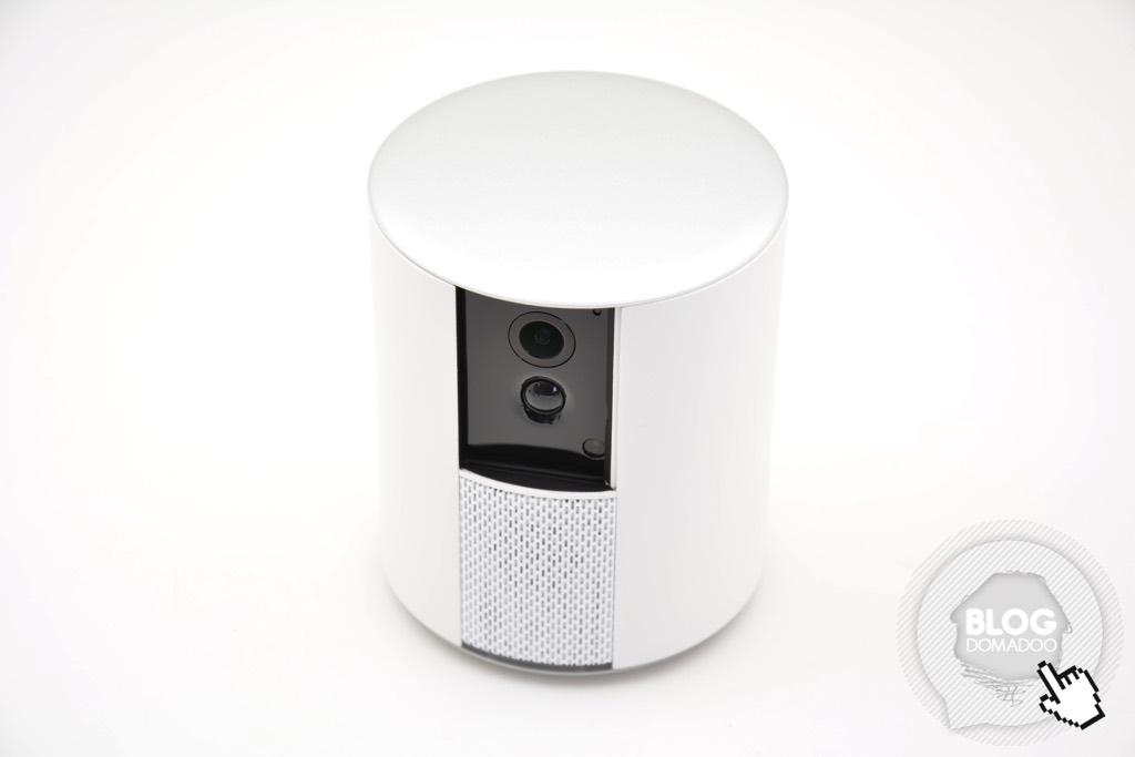 Test du système de sécurité connecté Somfy One+
