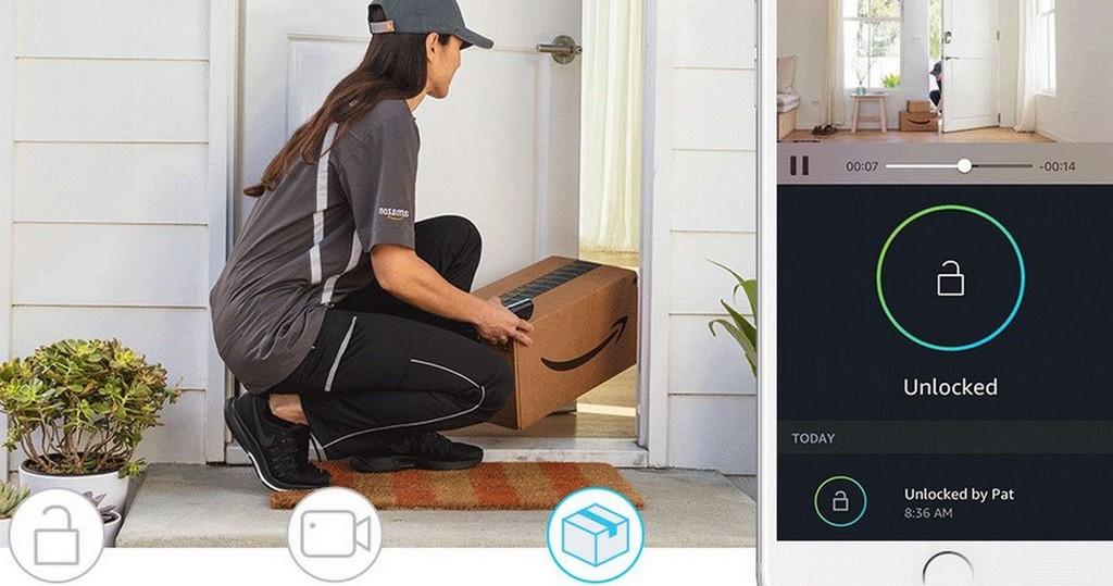 Amazon Key : La solution pour qu'un livreur dépose un colis chez vous durant votre absence !
