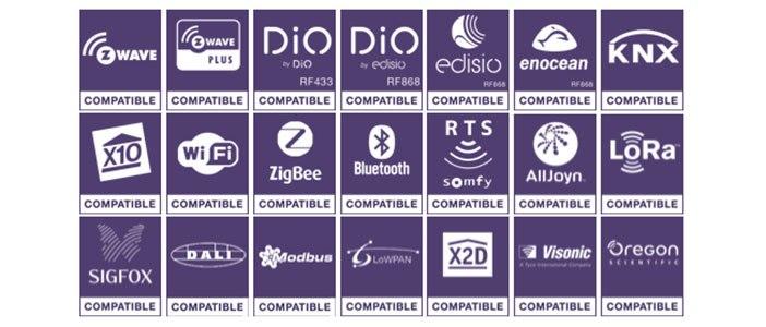 logos compatible