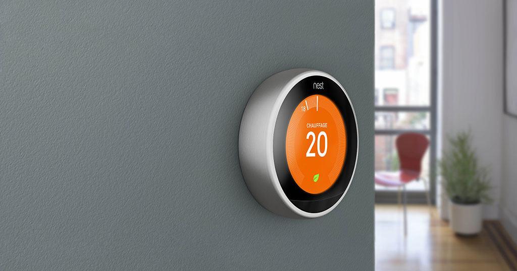 Utilisation du thermostat Nest avec un chauffage électrique