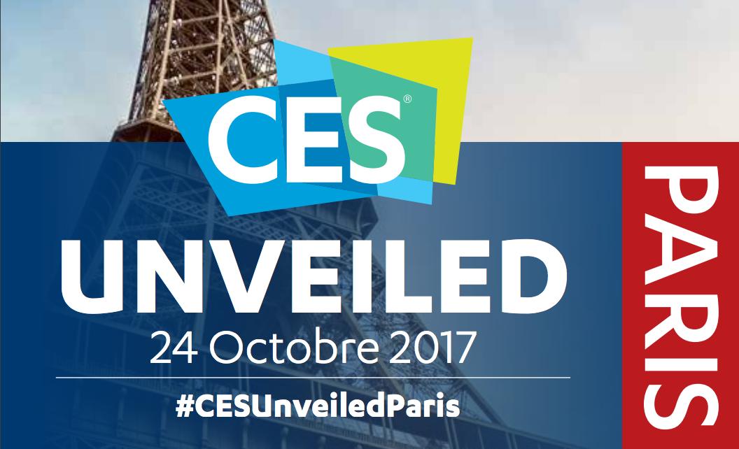 #CES2018: la France remporte 31 récompenses au CES Unveiled Paris !