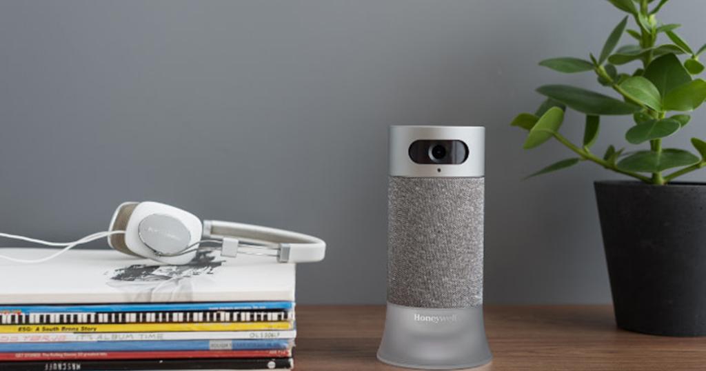 Honeywell présente son système de sécurité compatible Alexa et Z-Wave+