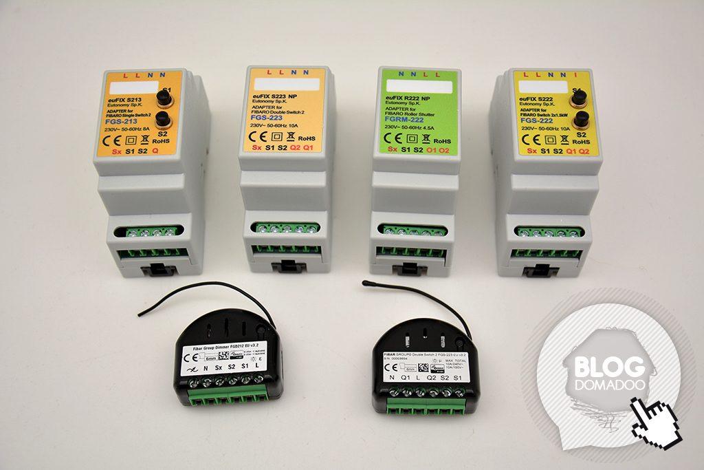 adaptateur eufix eutonomy module fibaro