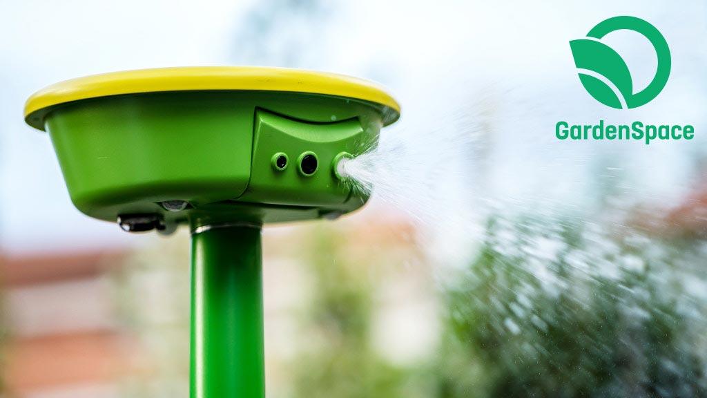 GardenSpace: la caméra qui prend soin de votre jardin