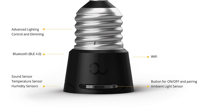 Adaptor capteurs