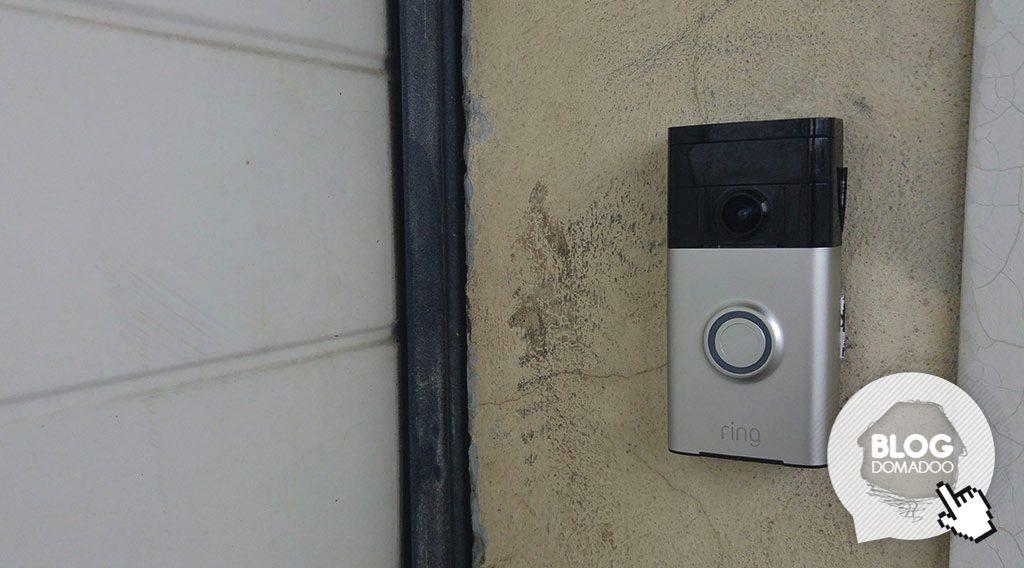 Découverte de la sonnette connectée RING en situation 9