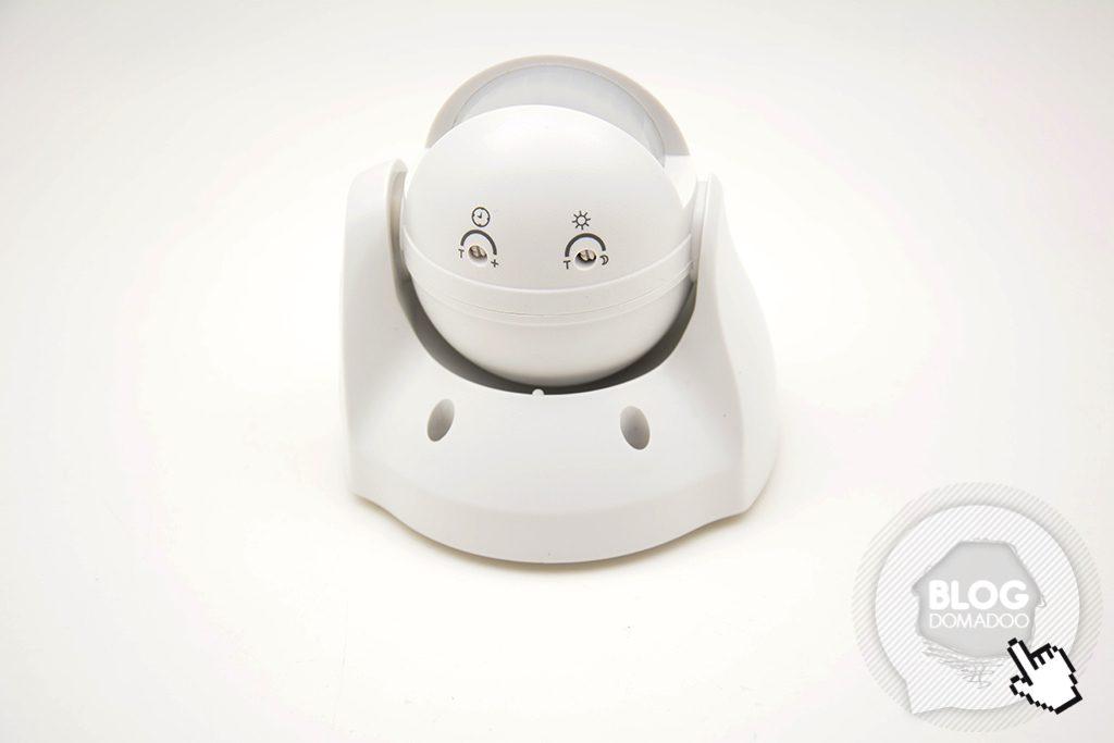 SP816 settings knobs