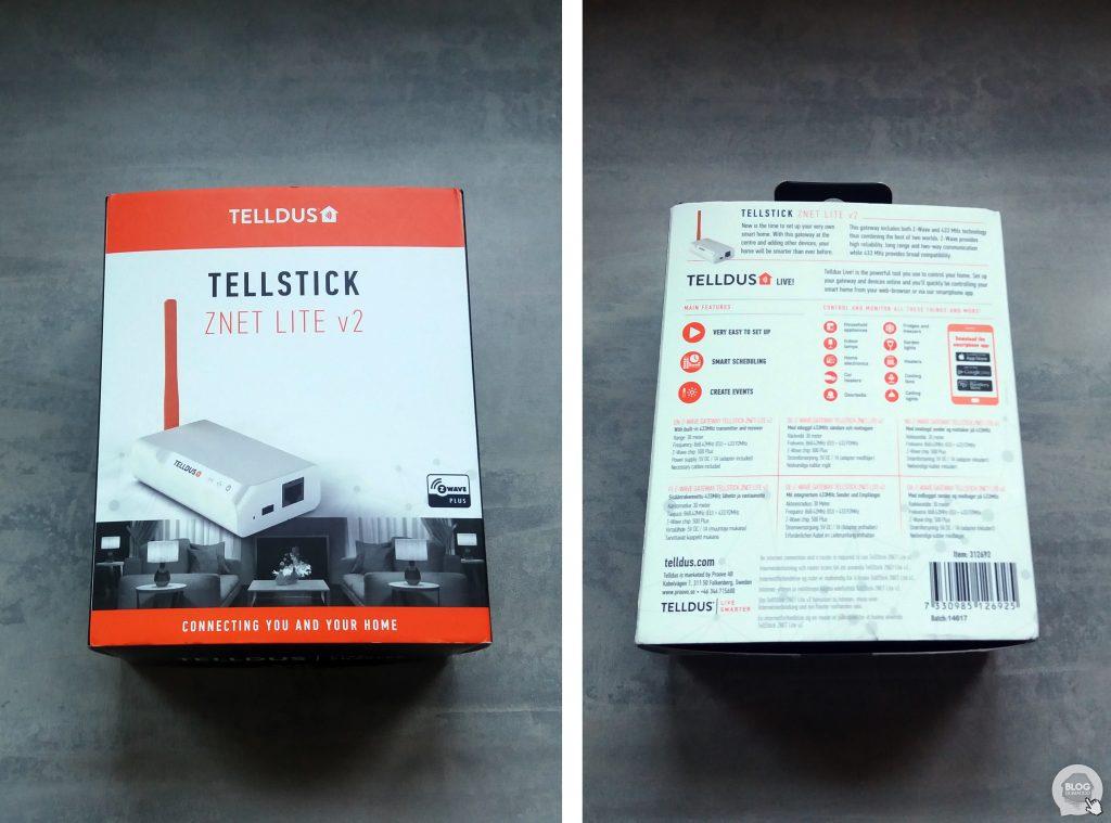 Tellstick Znet Lite V2 1
