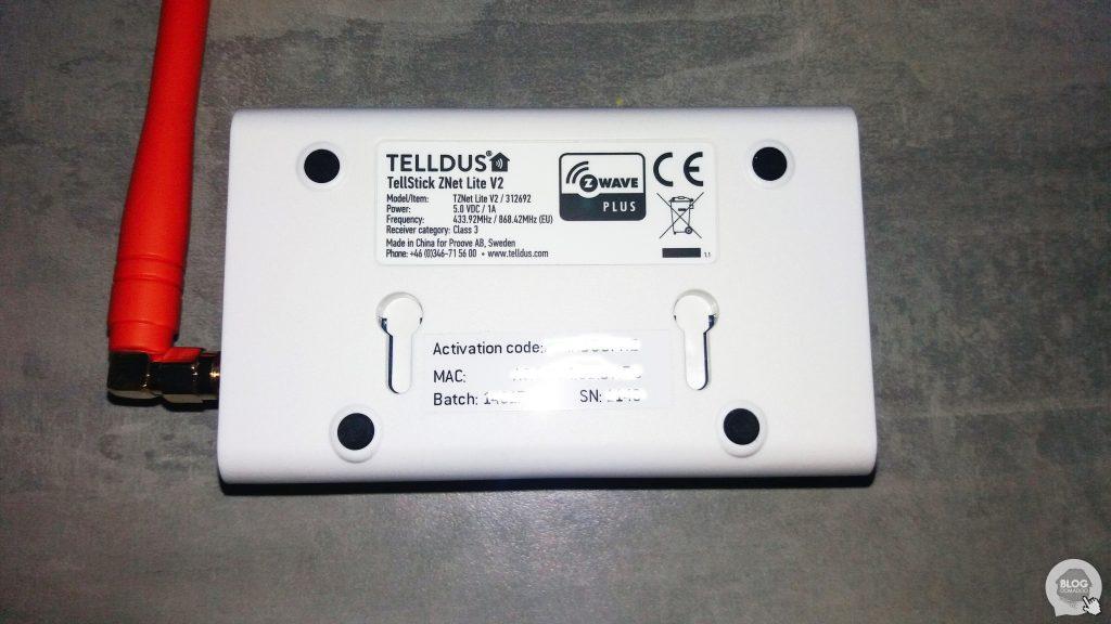 Tellstick Znet Lite V2 6