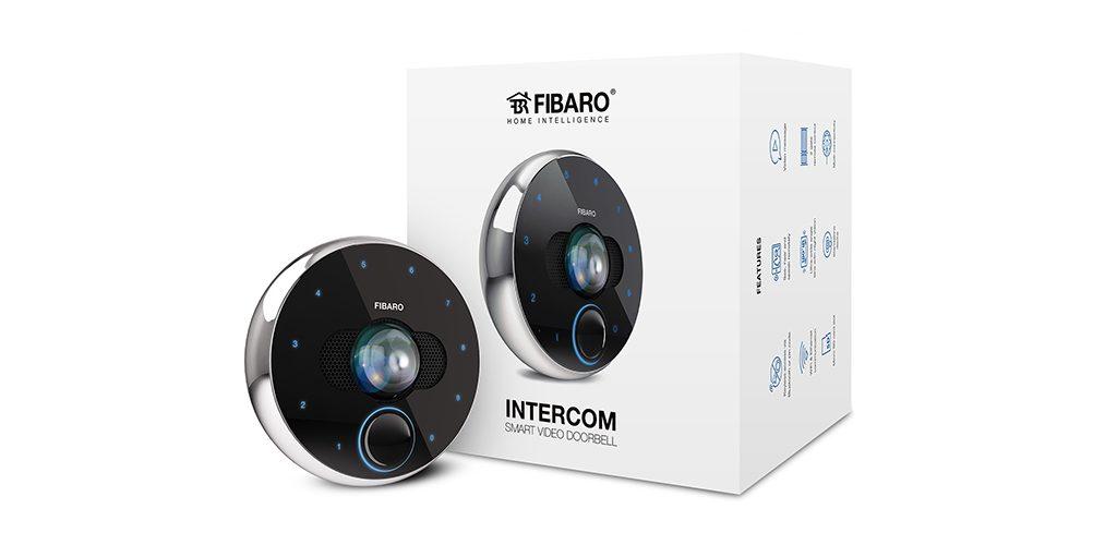 fibaro Intercom Left Front