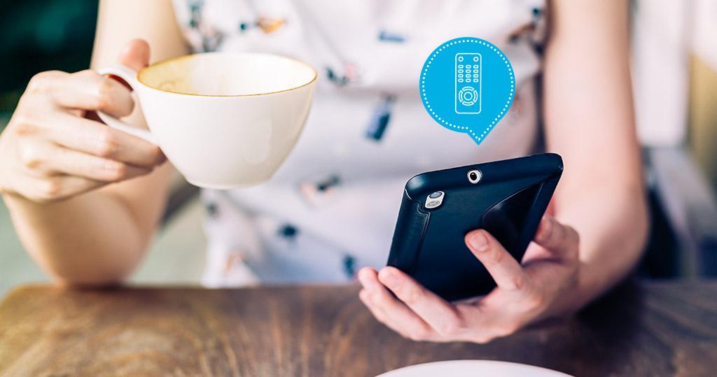 Utilisez votre iPhone comme une télécommande
