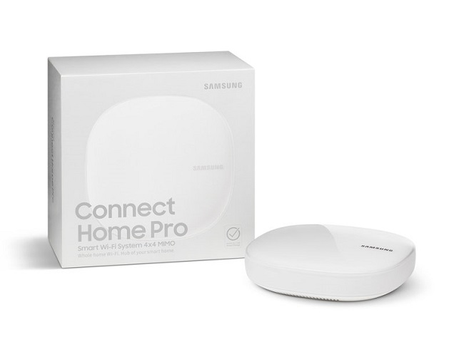 samsung conect home package