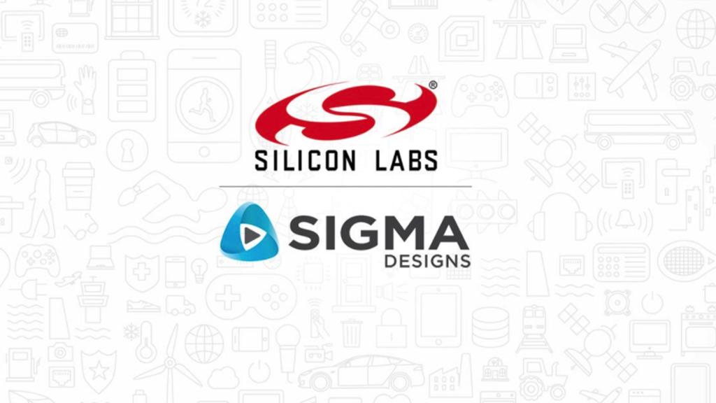 Silicon Labs rachète Sigma Designs et la technologie Z-Wave