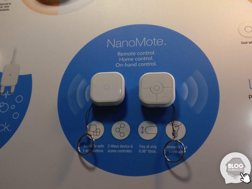aeotec CES2018 nanomote