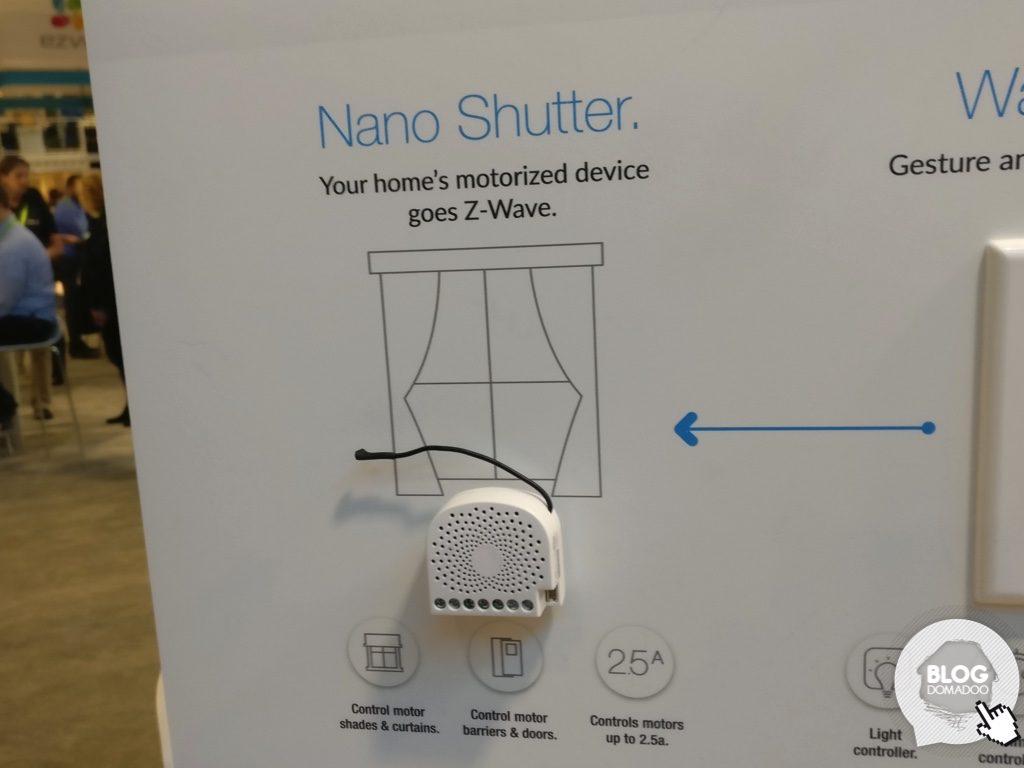 aeotec CES2018 nanoshutter