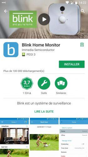 blink app install