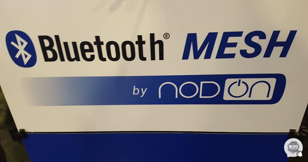Nodon connecte la maison en Bluetooth Mesh #CES2018