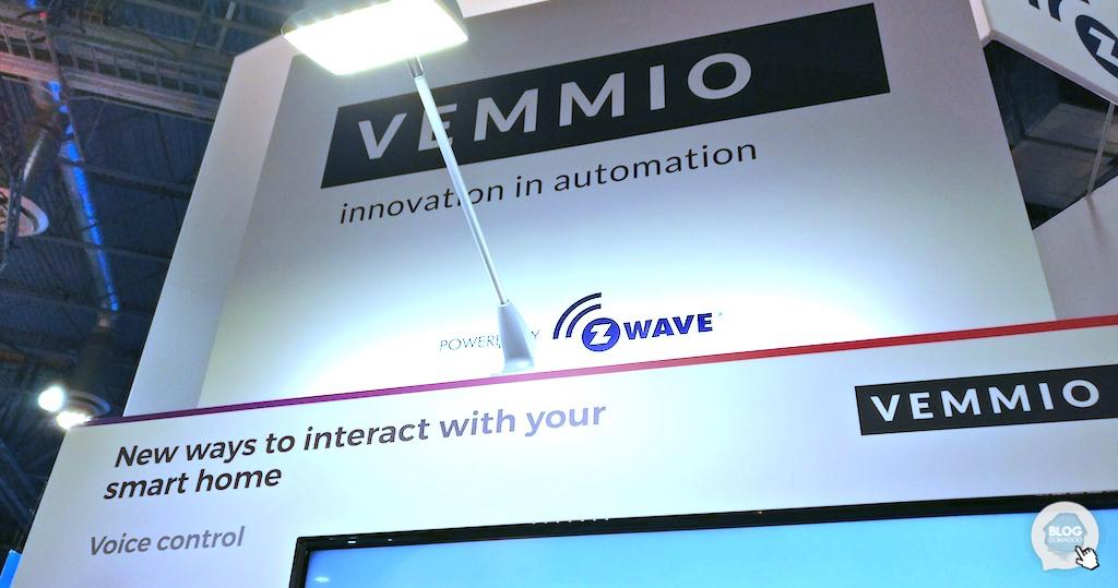#CES2018 : Vemmio présente ses nouveaux produits Z-Wave
