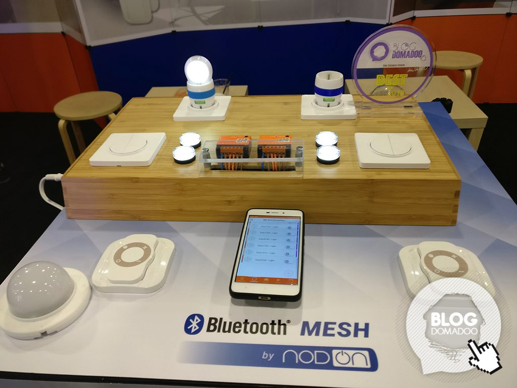 ces2018 awards domadoo nodon bluetooth mesh