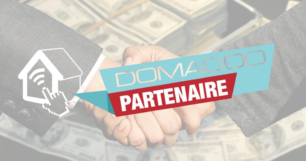 Gagnez de l'argent sur Internet en devenant affilié Domadoo !