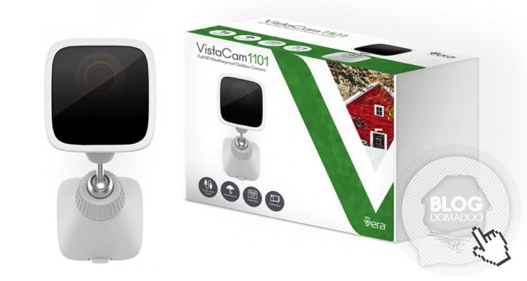 #Test de la caméra extérieure VistaCam 1101 de Vera Control