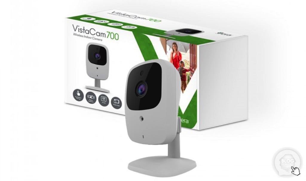 Vera : Intégration de la caméra VistaCam 700