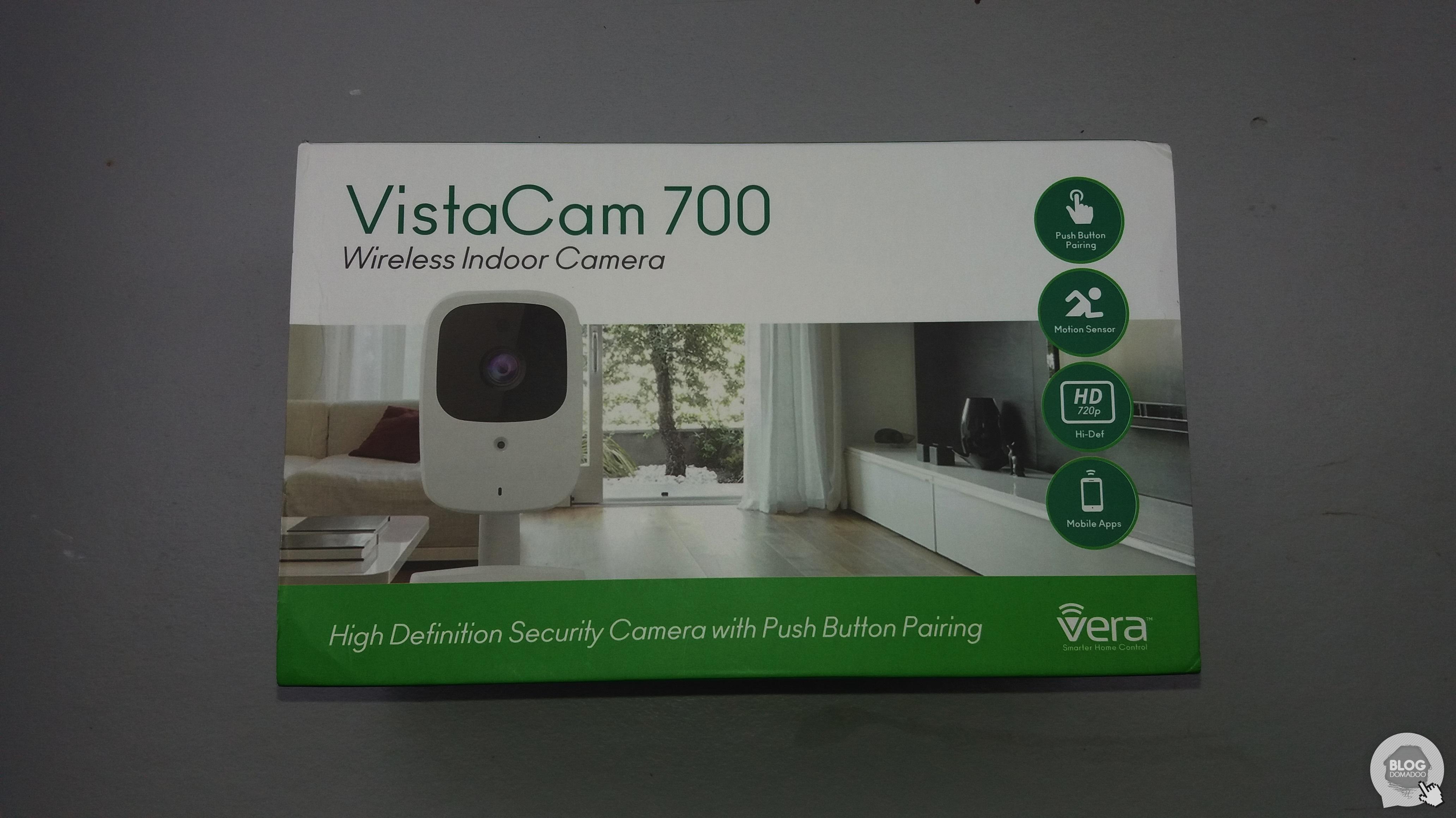 #Test de la caméra VistaCam 700 de Vera Control