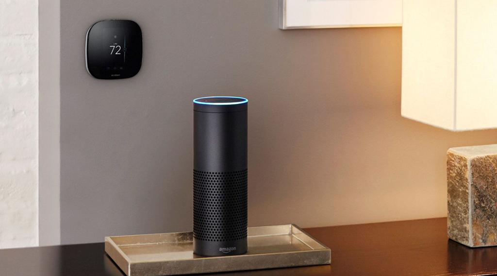 Amazon investit dans le thermostat connecté Ecobee