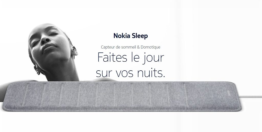 nokia sleep entete