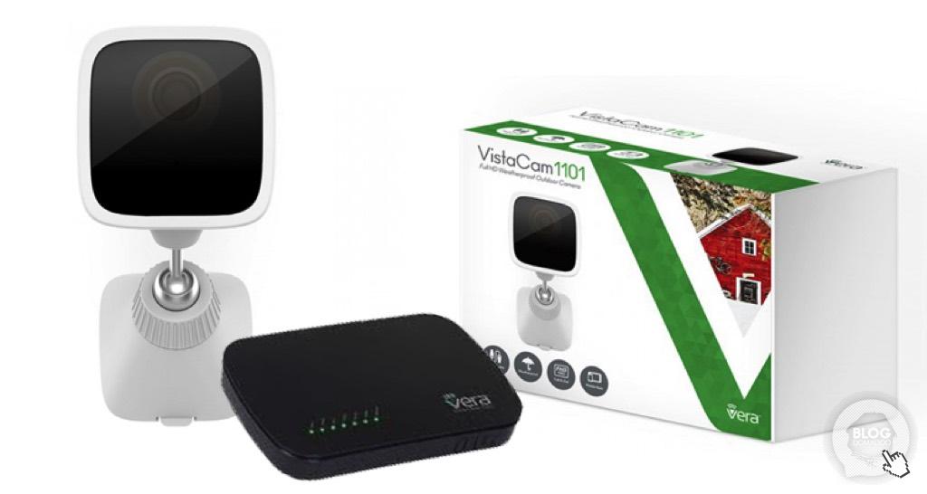 VeraPlus : Intégration de la caméra extérieure VistaCam 1101
