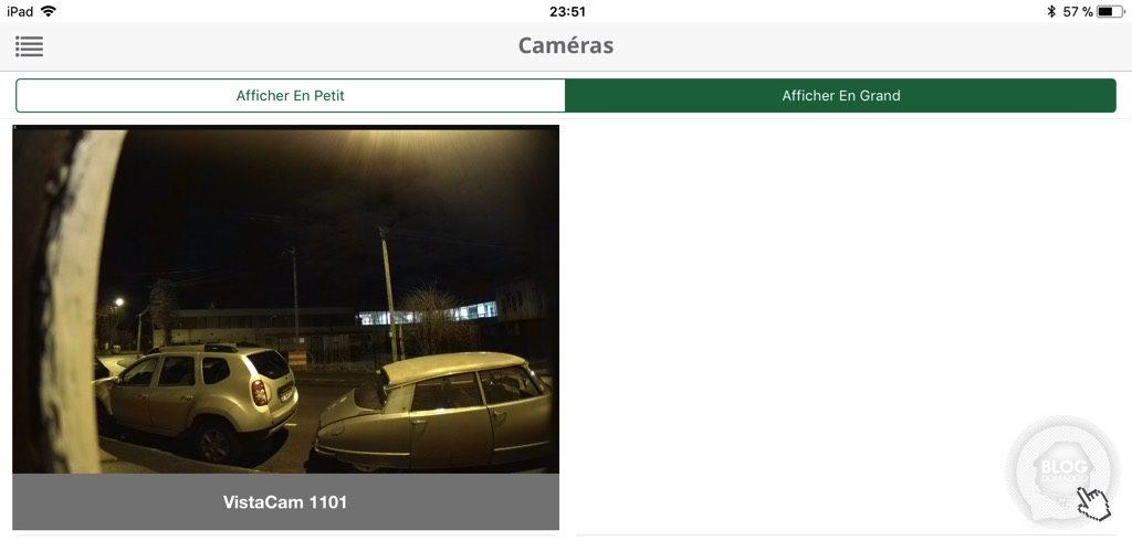 10 Vistacam 1101 Vera Plus