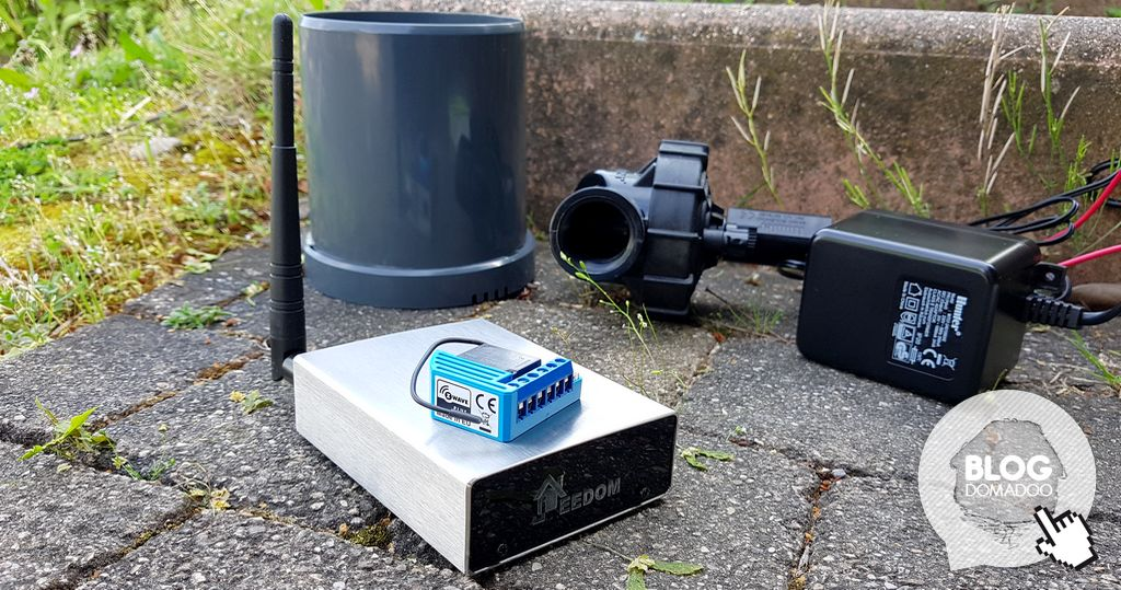 Rendez votre arrosage connecté avec le micromodule ZMNHND1 et la box domotique Jeedom