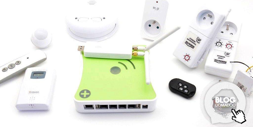 Domotiser sa maison avec différents protocoles sans fil