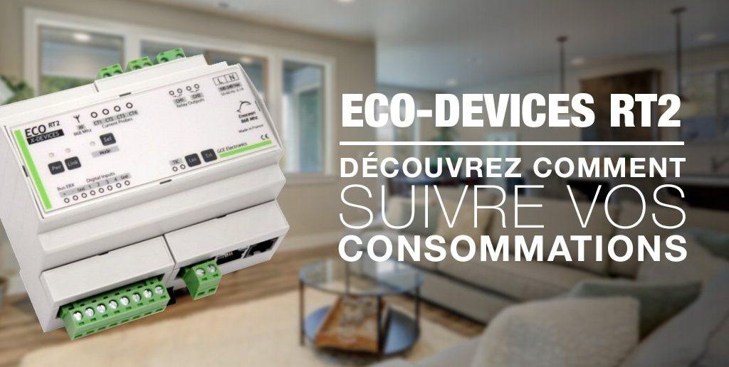 Les femmes et la Domotique en termes de produit : l'Eco-Devices, dans le top 5 !