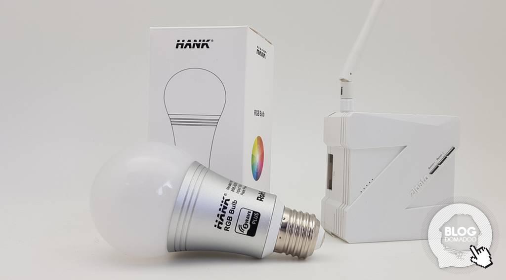 Zipabox : Guide d'utilisation de l'ampoule Z-Wave Hank HKZW-RGB01