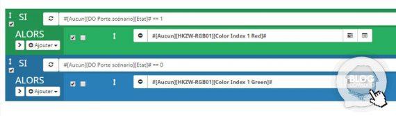 Jeedom : Guide d'utilisation de l'ampoule Hank HKZW-RGB01 (Z-Wave Plus)