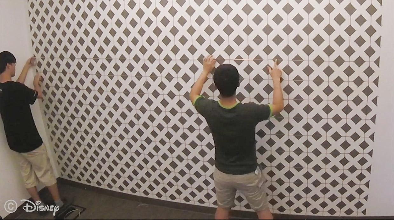 Wall++, les murs aussi deviennent intelligents