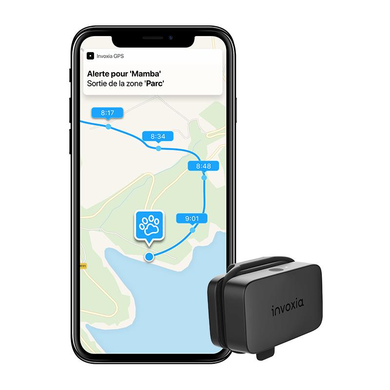 pet tracker phone