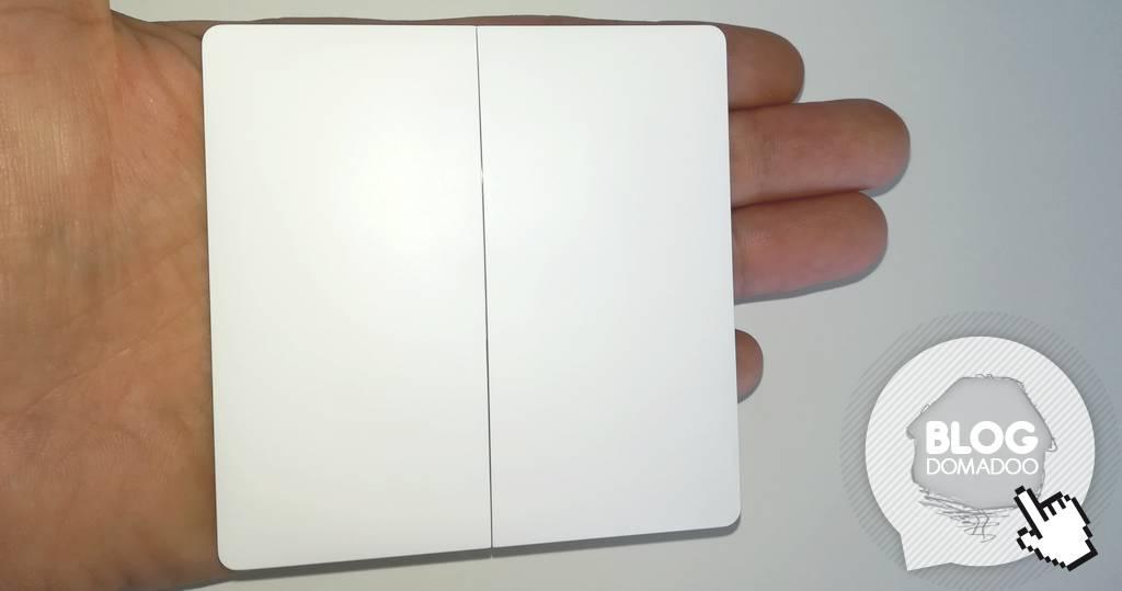 Gérez vos dispositifs sans contraintes avec l'interrupteur mural double sans fil Xiaomi et Jeedom