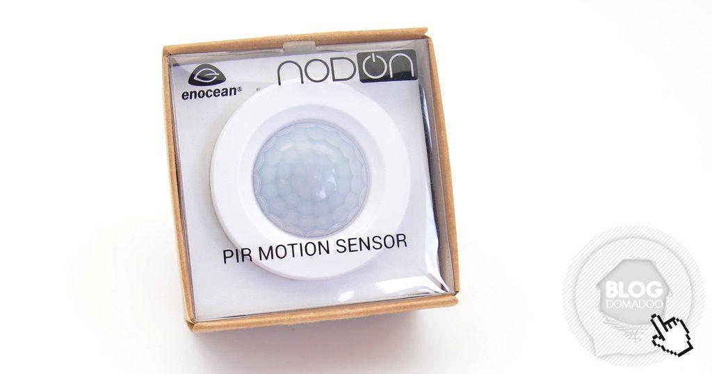 Découverte du détecteur de mouvement PIR EnOcean NODON