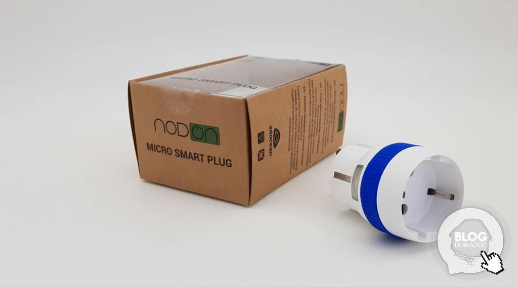 Découverte de la Micro Smart Plug EnOcean NodOn MSP-2-1-01
