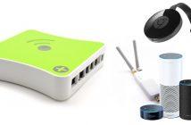 Mise à jour eedomus : Contrôle de Chromecast audio, détection du brouillage/Jamming et autres nouveautés