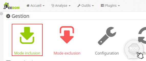 mode inclusion