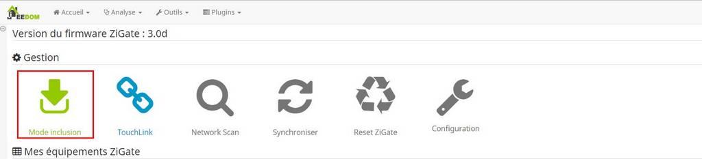 Profitez de la technologie Zigbee sur votre box Jeedom grâce au dongle Zigate