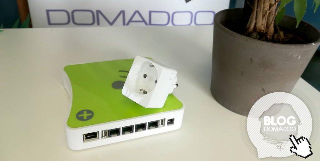 Rendez votre dispositif électrique connecté avec la prise intelligente Qubino et la box eedomus