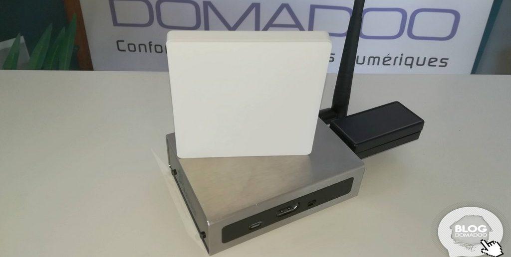 Gérez un ou plusieurs dispositifs sans câblages avec l'interrupteur mural simple sans fil Xiaomi et la box Jeedom