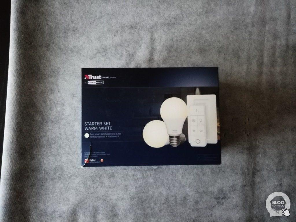 01Pack 2 ampoules Trust Zigbee