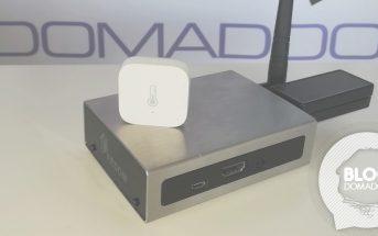 Contrôlez la température et humidité de votre logement avec le capteur Aqara de Xiaomi et la box Jeedom
