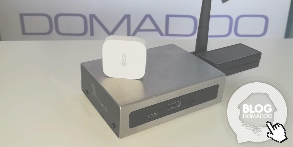 Contrôlez la température et l'humidité de votre logement avec le capteur Aqara de Xiaomi et la box Jeedom